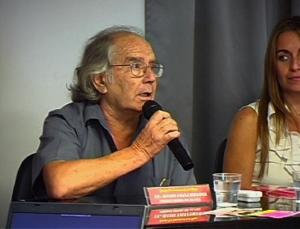 Fredsprisvinner Péres Esquivel